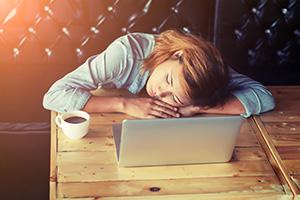 sommeil lent moyen